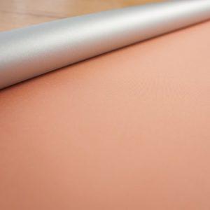 Рулонные шторы блекаут серебро Коралл