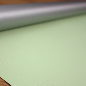 Рулонні штори Oasis блекаут срібло – колір м'ятний чай