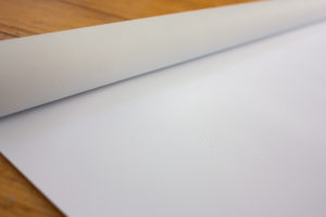Тканеві ролети Oasis блекаут білі
