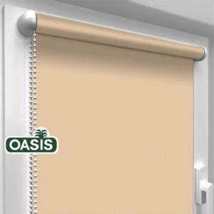 Тканеві ролети Oasis батист – колір персик