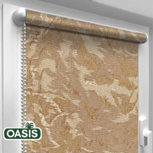 Рулонні штори Oasis Венеція колір світло-коричневий