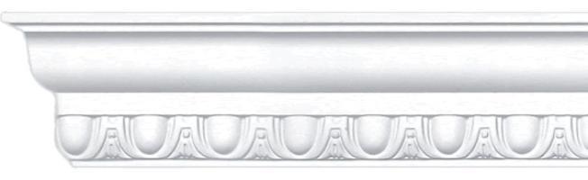 Карниз из полиуретана CC-0891