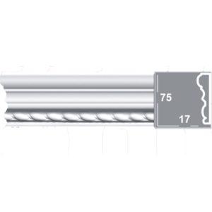 Молдинг полиуретановый с орнаментом CM-0754