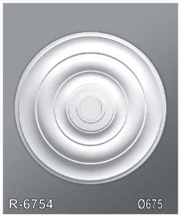 Розетта потолочная R-6803