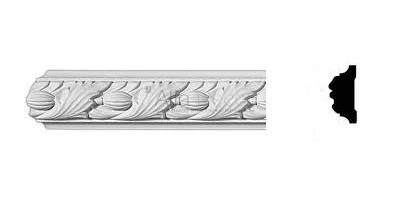 Молдинг полиуретановый с орнаментом CM-0531