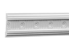 Молдинг полиуретановый с орнаментом CM-0651