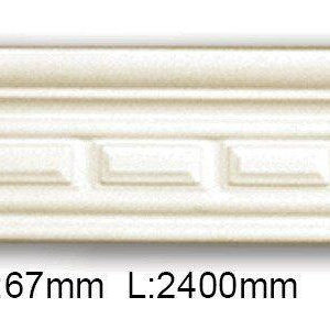 Молдинг полиуретановый с орнаментом CM-0671