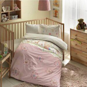 Комплект постельного белья для детей TAC Organic Candy Ранфорс