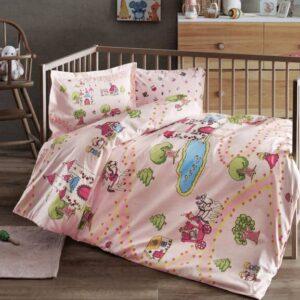 Комплект постільної білизни в ліжечко TACPrincess Ранфорс