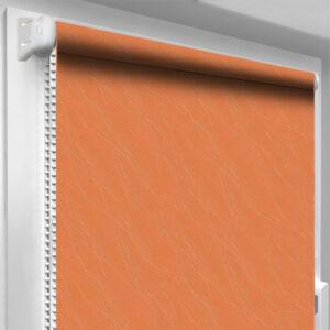 Рулонные шторы DecoSharm Вода Оранжевые