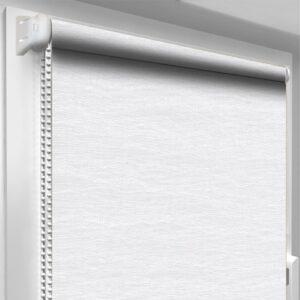 Рулонные шторы с принтом DecoSharm В321 Серые