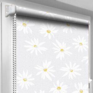 Рулонные шторы с рисунком DecoSharm В339