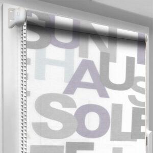 Рулонные шторы с рисунком DecoSharm В391/1