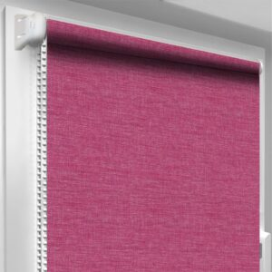 Рулонные шторы DecoSharm Меланж 736 лиловые